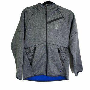 SPYDER Ebony Softshell Hooded Fleece Jacket